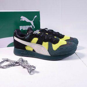 PUMA RS-100 Racing Flag Sneakers Green